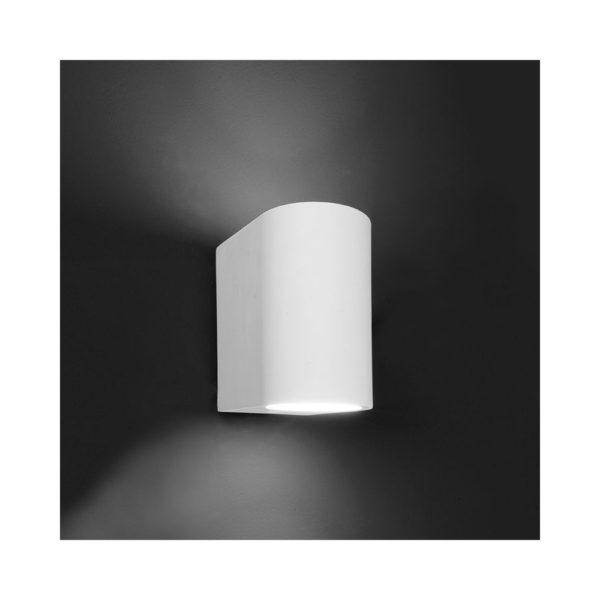 Zoomoi Giulia - Wandlamp woonkamer - slaapkamer - gips ...