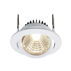 3W 12-24V MR16 Warmweiss 3 LED Licht Scheinwerfer Lampe Birne Z2P5 U6A4 D GL 10X