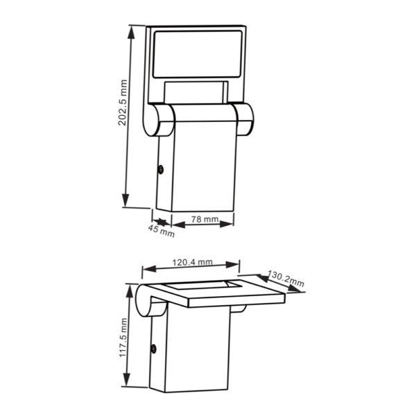 Kapegoled Robi FLEX 110-240v ac//50-60hz 10,00 W