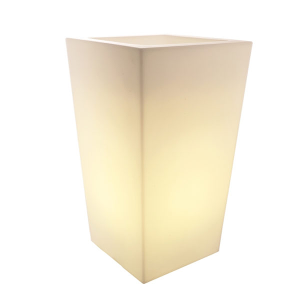 zoomoi bloempot met verlichting decoratieve buitenlamp